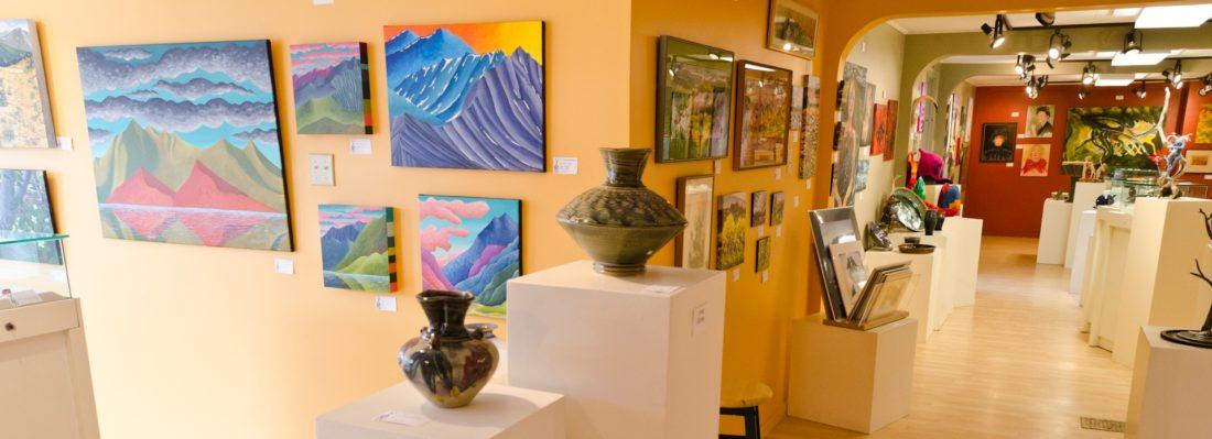 Yukon Artists @ Work